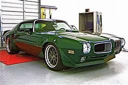 Awesome 70s Pontiac Firebird Trans Am RestoMod  ATX Car