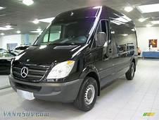 2010 Mercedes Benz Sprinter 2500 High Roof Cargo Van In