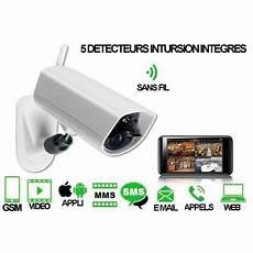 de surveillance gsm exterieur 233 ra gsm alarme images sur t 233 l 233 phone eye 02 achat