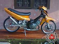 Modifikasi Satria R by D Koya Rembang Modifikasi Suzuki Satria R 120