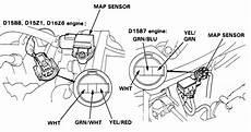 honda civic map sensor wiring 92 00 honda acura engine wiring sensor connector guide honda tech honda forum discussion