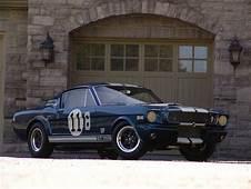 1965 Shelby GT 350 R Model