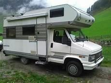 Verkauft Fiat Ducato Hymer Wohnmobil C Gebraucht 1992