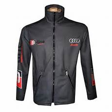 audi s line black fleece jacket audi clothes jackets