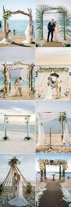 19 charming beach and coastal wedding arch ideas for 2018 elegantweddinginvites com blog