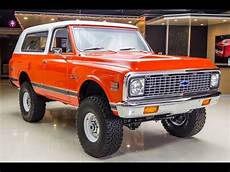 Chevrolet Blazer K5 - 1971 chevrolet blazer k5 for sale