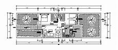 using autocad to draw house plans autocad drawing of house plan 6 00mtr x 20 00mtr cadbull
