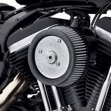 Harley Davidson Stage 1 Air Cleaner by Screamin Eagle Stage 1 Air Cleaner Kit Black For