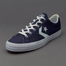 mens shoes converse player ox athletic navy 155408c
