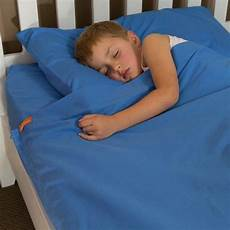 size bright blue cotton kids zip sheets zippered sheets