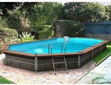 piscine en kit acier semi enterr 233 e devis gratuit bio