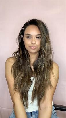 7 party hairstyles for long hair