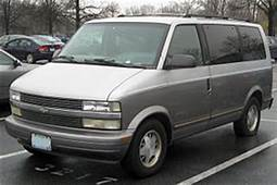 CHEVROLET ASTRO  Review And Photos
