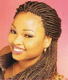 Pictures Of Braided Hairstyles For Black Hair