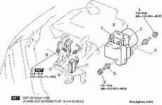 repair anti lock braking 2012 mazda cx 7 auto manual repair guides anti lock brake system hydraulic control module autozone com