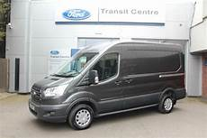 New Ford Transit 2 0tdci 130ps 290 L2h2 Trend In Magnetic