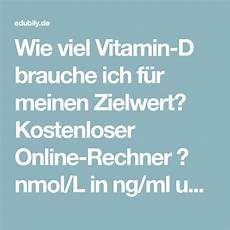 vitamin d rechner kostenlos schnell edubily de