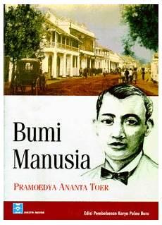 Novel Bumi Manusia Pramoedya Ananta Toer Galeri Karawang