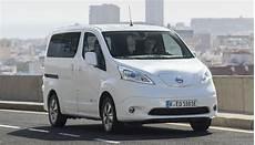 Nissan E Nv200 Reichweite - nissan elektro transporter e nv200 jetzt mit bis zu 301