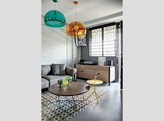 3 room HDB homes can look irresistible too!   Home & Decor