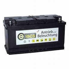 Agm Batterie Elecs