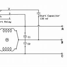ge single phase air compressor motor wiring diagram 240v motor wiring diagram single phase free wiring diagram