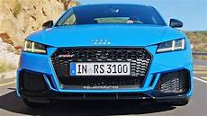 2020 audi tt rs even more dynamic look