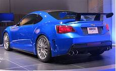2020 subaru brz sti exterior interior price engine