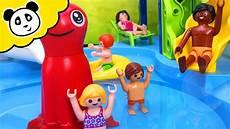 Playmobil Ausmalbilder Schwimmbad Playmobil Schwimmbad Neues Schwimmbad Mit 2 Rutschen