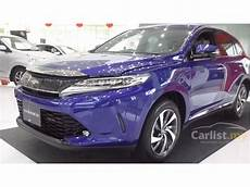 toyota harrier 2018 premium 2 0 in selangor automatic suv blue for rm 237 990 4476314 carlist my