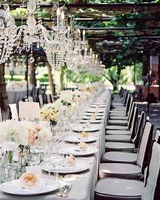 outdoor wedding table outdoor wedding lighting ideas from real celebrations