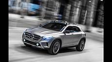 Mercedes Gla Concept Suv Secrets Revealed Autocar Co Uk