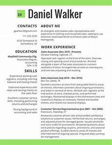 latest resume trends online resume 2019