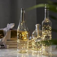 deco avec led guirlande micro led pour decoration bouteille 40 leds