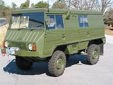 Steyr Daimler Puch Pinzgauer 710 Picture 71358 Steyr