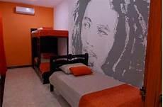 Desain Rumah Tebaru Desain Kamar Tidur Untuk Fans Bob Marley