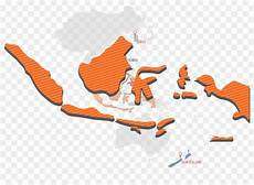 Peta Indonesia Kartun Png Moa Gambar