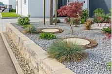 vorgarten steingarten anlegen solved best way to kill grass in gravel driveway home
