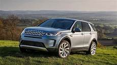 2020 land rover discovery sport revealed far more than a
