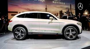 Mercedes Glc 2017 Benz