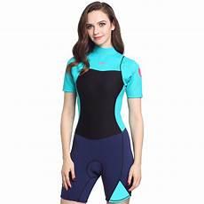 bonverano tm s 2mm neoprene one back zipper wetsuit in aqua blue in wetsuit from