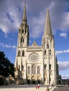 Chartres Cathedral Unesco World Heritage Site Chartres