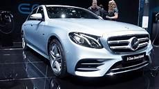 Mercedes E Class Diesel Hybrid
