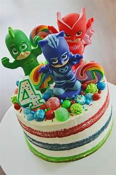 Malvorlagen Pj Masks Cake Pj Masks Layer Cake 3rd Birthday Cakes Pj Masks