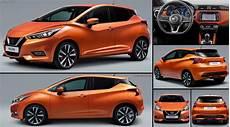 Nissan Micra 2017 Pictures Information Specs