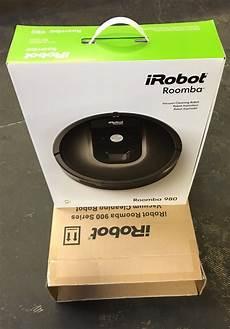 irobot roomba 980 vacuum cleaning robot pet r980020