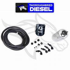 fleece auxiliary fuel filter kit for 98 05 02 dodge