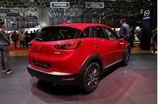 Mazda Cx 3 Les Prix Du Mod 232 Le 2017 Photo 2 L Argus