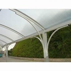 abri voiture pas cher abri voiture aluminium carport toit arrondi achat vente pas cher