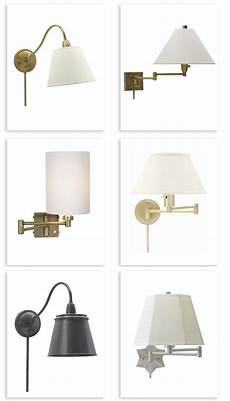 46 99 swing arm 1light plugin bronze wall l overstock com wall lights led bathroom